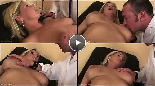 dumb blond porn video